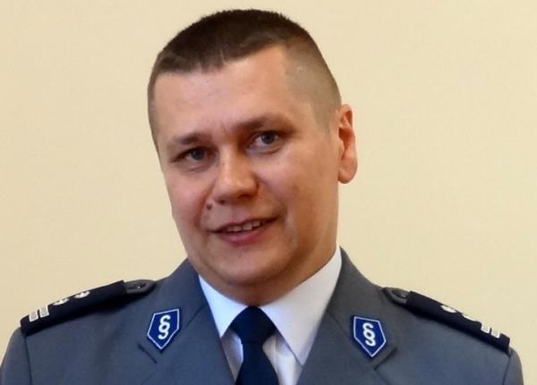 insp Paweł Filipek