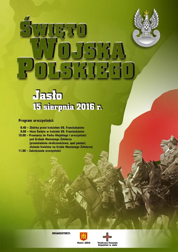 Święto Wojska Polskiego_plakat
