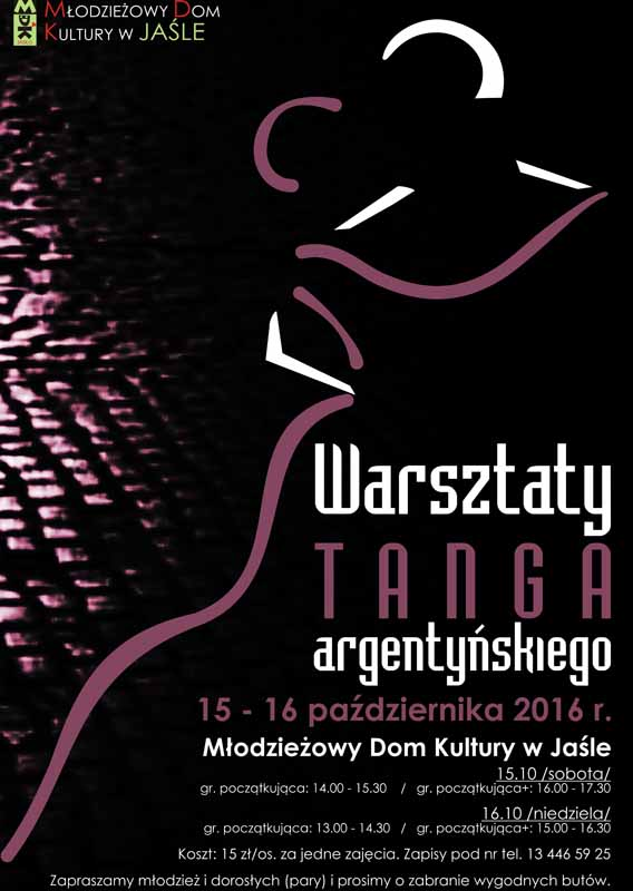 Plakat-tango pazdziernik