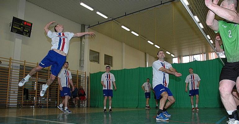 Jasielscy antyterroryści najlepsi podczas Turnieju Piłki Siatkowej Policjantów (ZDJĘCIA)