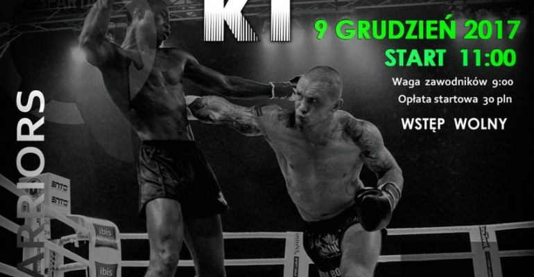 Gratka dla fanów kickboxingu. Liga Sportów Walki K1 w Jaśle