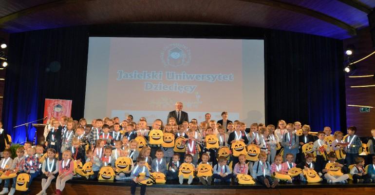 Jasielski Uniwersytet Dziecięcy – ósma edycja