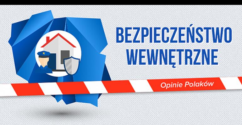 Polacy mają zaufanie do Policji