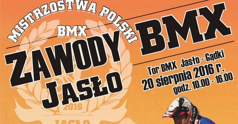 Mistrzostwa Polski BMX w Jaśle