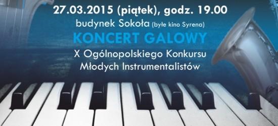 Wyjątkowy jubileusz Ogólnopolskiego Konkursu Młodych Instrumentalistów