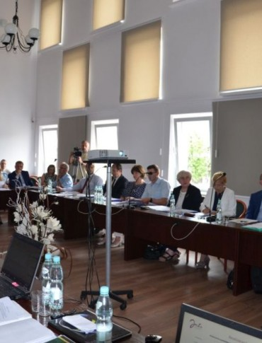 Za tydzień XLVIII Sesja Rady Miejskiej Jasła