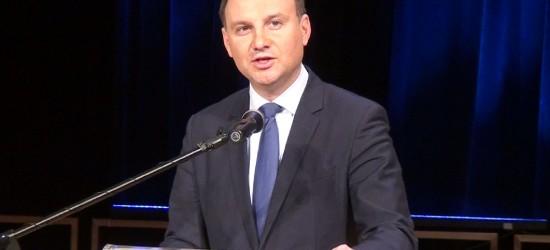 Andrzej Duda w Rzeszowie. Wystąpienie kandydata na Prezydenta RP w Filharmonii Podkarpackiej (FILM)