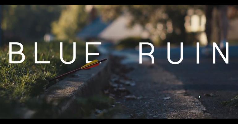 """KINO: """"Blue ruin"""" w DKF Nostromo"""