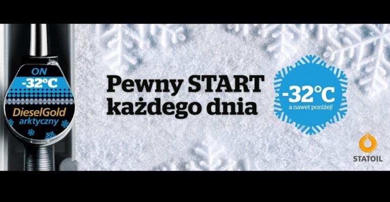 STACJE STATOIL OFERUJĄ ARKTYCZNE PALIWO