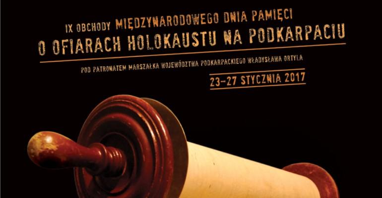Dzień Pamięci o Ofiarach Holokaustu – obchody w Jaśle