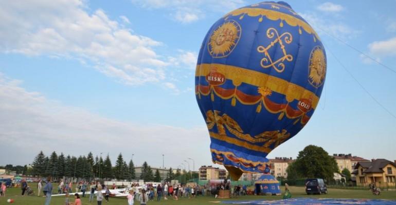 Balonowe cudo… Aeropiknik w Jaśle (ZDJĘCIA)