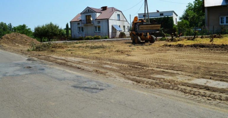 Wakacje w Jaśle pod znakiem inwestycji