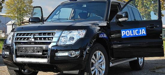 Podkarpacka policja bogatsza o nowe pojazdy (ZDJĘCIA)