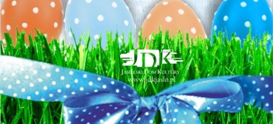 Pisanki, kraszanki, jajka malowane. JDK zaprasza na Kiermasz Wielkanocny
