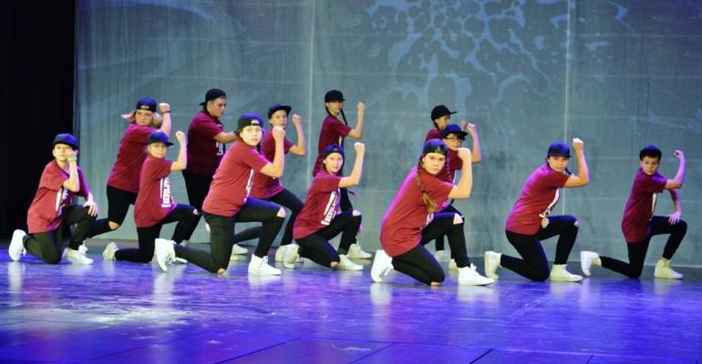 Młodzi tancerze R-Revolution z sukcesami