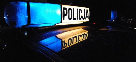 Groźny wypadek w Kołaczycach. Kierowca w ciężkim stanie trafił do szpitala