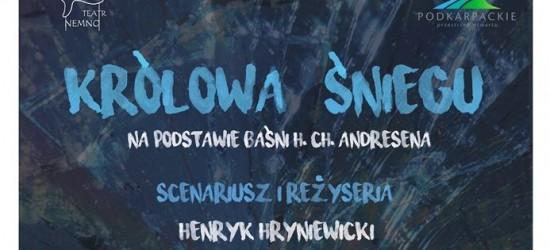 MDK: Królowa Śniegu – spektakl w wykonaniu Teatru Nemno z Rzeszowa