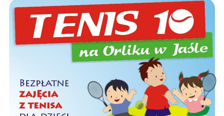 Przyjdź na bezpłatny trening tenisa ziemnego