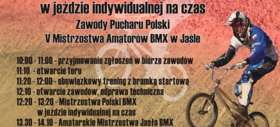 Mistrzostwa i Puchar Polski BMX