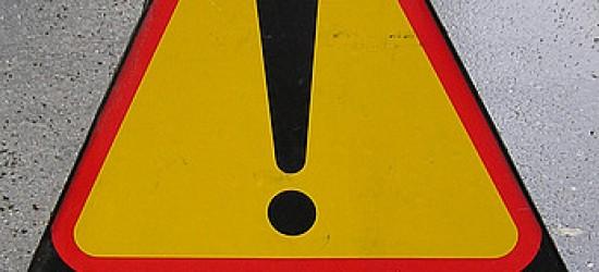 Śmiertelny wypadek w Pielgrzymce. Kierowca przejechał kobietę, która leżała na jezdni