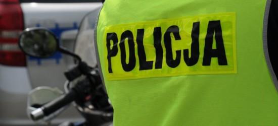 Policyjne podsumowanie miesiąca na drogach powiatu