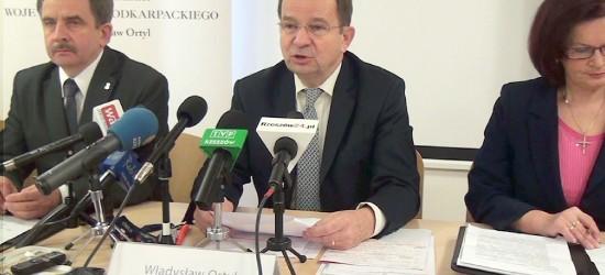 Najważniejsze planowane inwestycje… Zarząd Województwa Podkarpackiego o budżecie (FILM)
