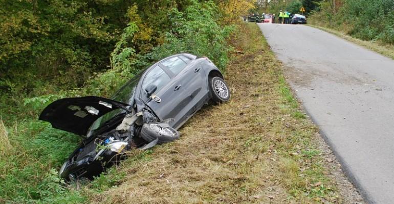 Niebezpiecznie na jasielskich drogach. Kierowco, zwolnij! (ZDJĘCIA)