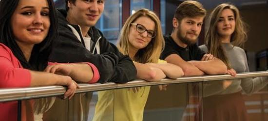 Studenci sanockiej PWSZ na praktykach finansowanych  z funduszy unijnych