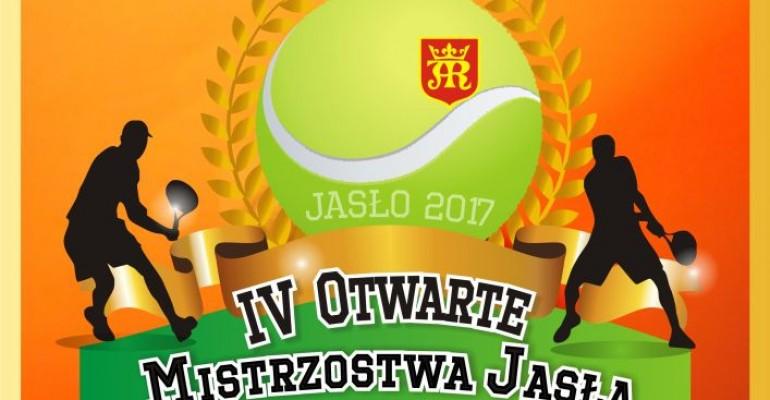 IV Otwarte Mistrzostwa Jasła w Tenisie