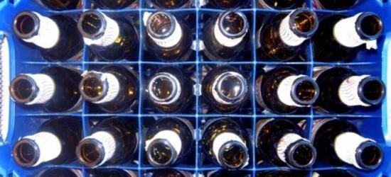 JASŁO: Złakomili się na wózek sklepowy i 60 butelek po piwie
